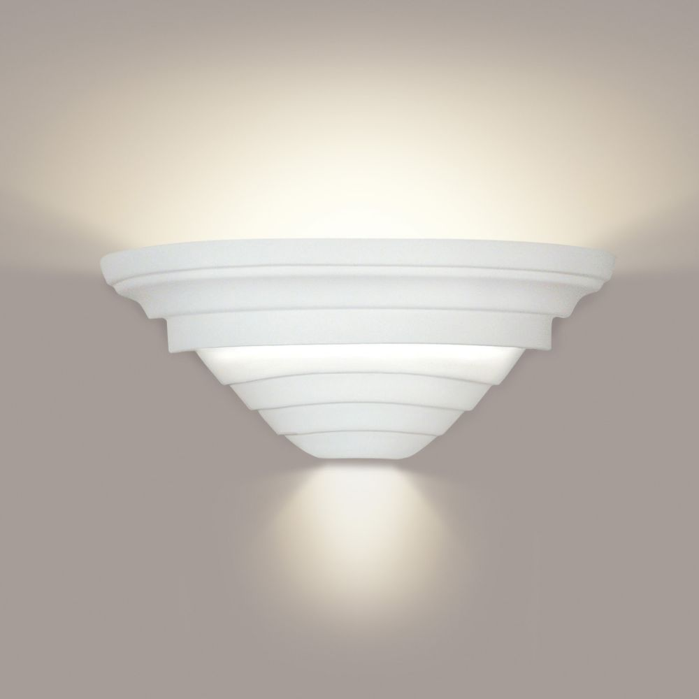 A19 Lighting- 106 - Cabrera Wall Sconce in Bisque