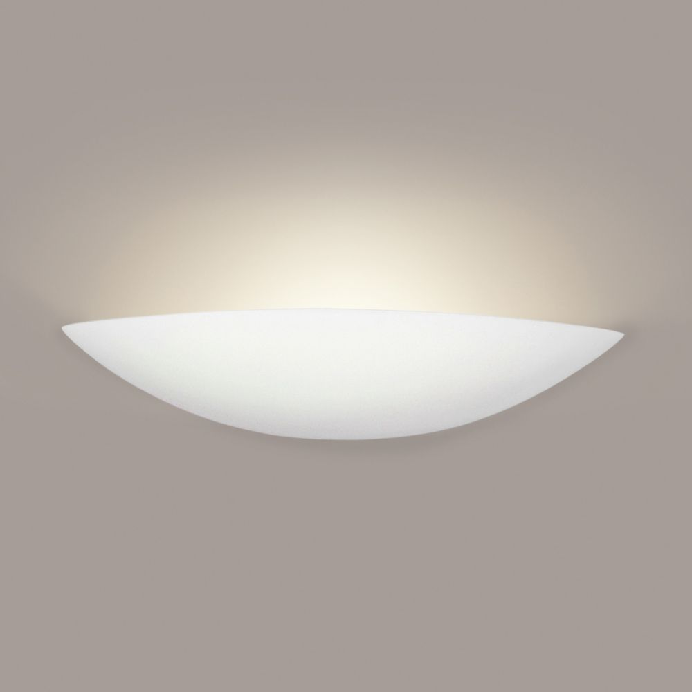 A19 Lighting- 1200 - Maui Wall Sconce in Bisque