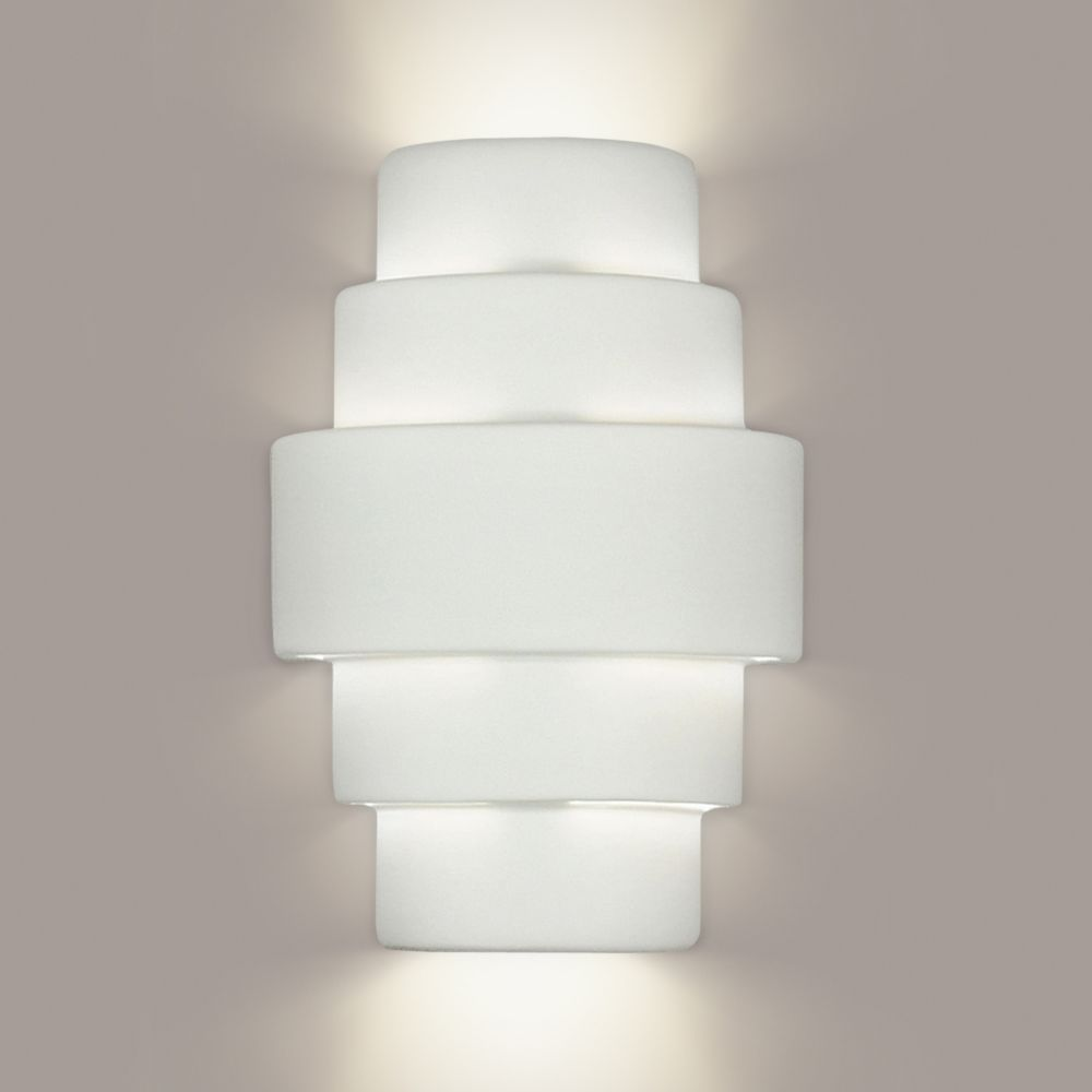 A19 Lighting- 1401 - San Marcos Wall Sconce in Bisque