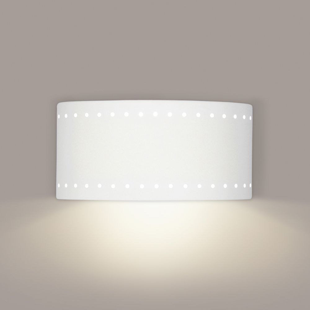 A19 Lighting- 1703 - Paros Downlight Wall Sconce in Bisque