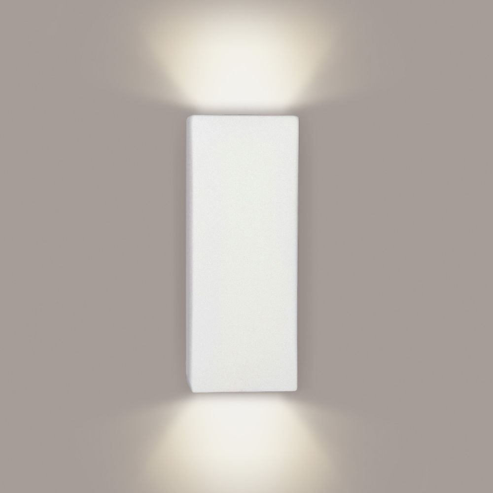 A19 Lighting- 1803 - Flores Wall Sconce in Bisque