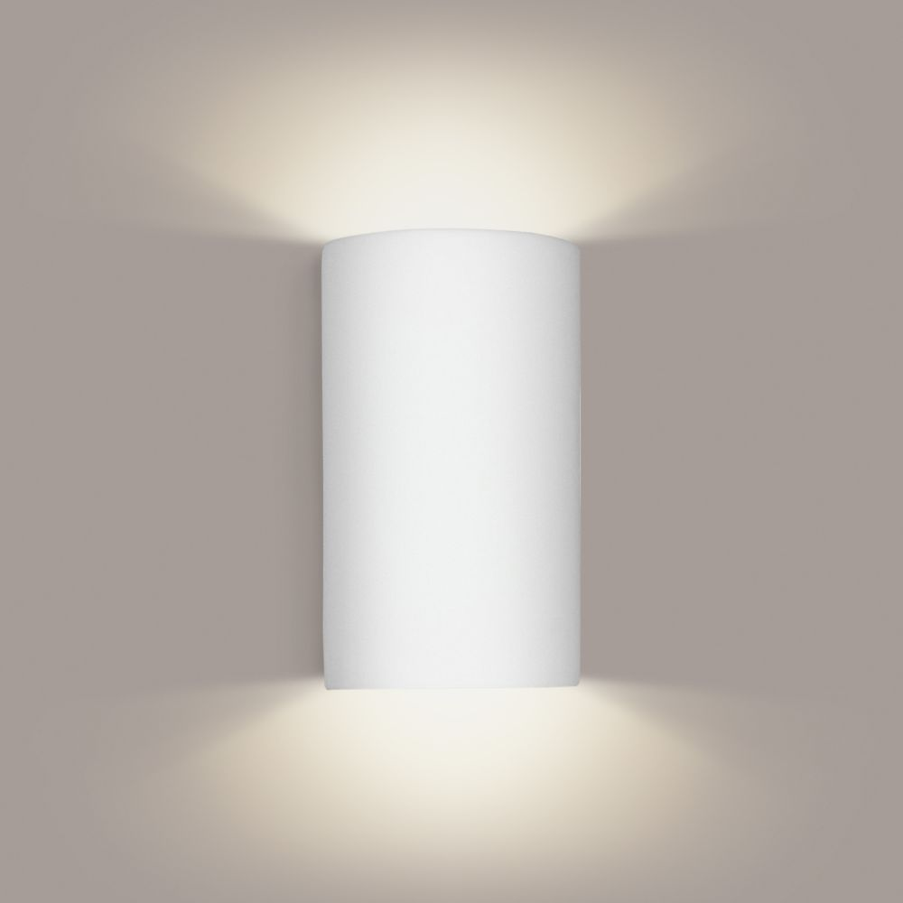 A19 Lighting- 203 - Tenos Wall Sconce in Bisque