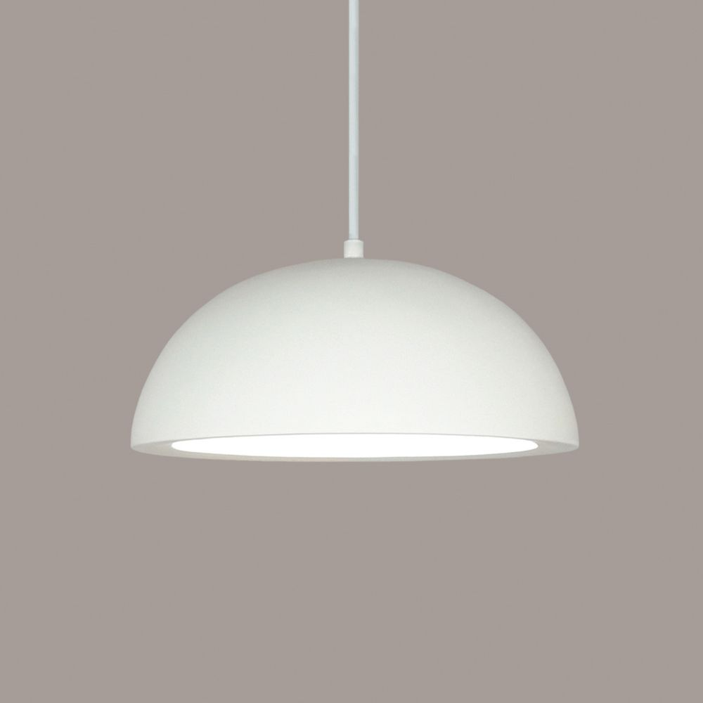 A19 Lighting- P302 - Gran Thera Pendant in Bisque