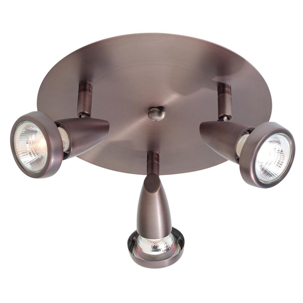 Access Lighting 52221-BRZ Mirage Cluster Spot in Bronze
