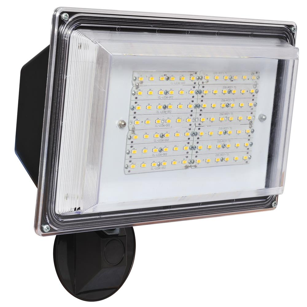 Amax Lighting LED-SL42BZ Led Security Flood Light