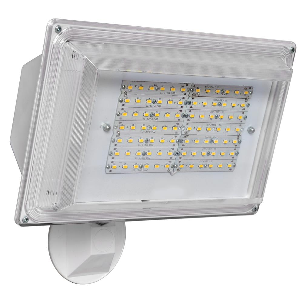 Amax Lighting LED-SL42WH Led Security Flood Light