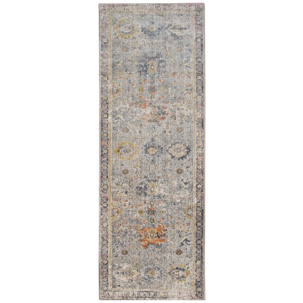 AMER Rugs FAI12 Fairmont Transitional Multi Power-Loomed Runner Rug 2