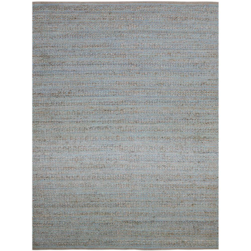 Amer Rugs NAT5 Naturals 2x3 Area Rug in Aqua