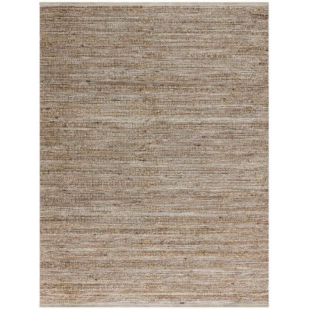 Amer Rugs NAT20508 Naturals Modern Design Flat-Weave Rug in Brown