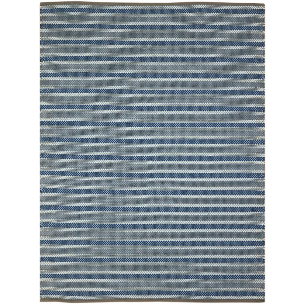 Amer Rugs PAR20203 Paramount Modern Design Multi-Purpose Rug in Dusk Blue