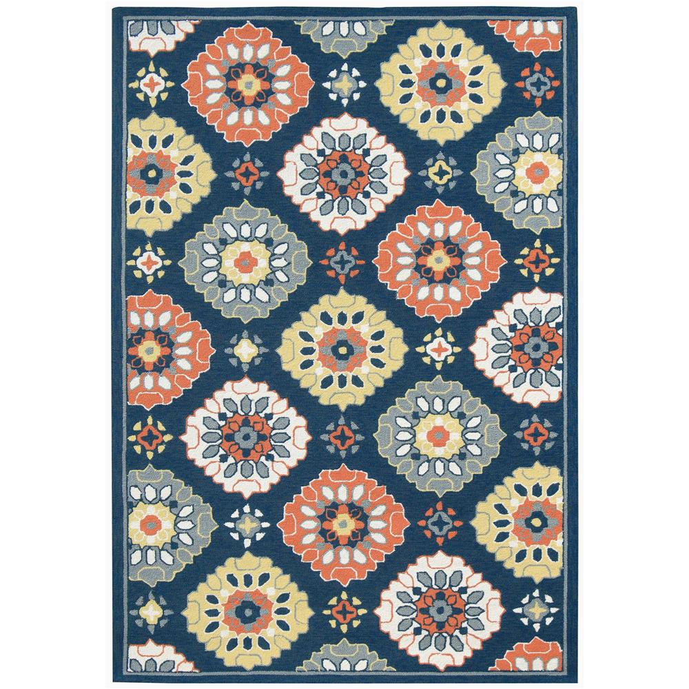 Amer Rugs PAZ-58 Piazza Modern Blue Multi-Purpose Rug 2