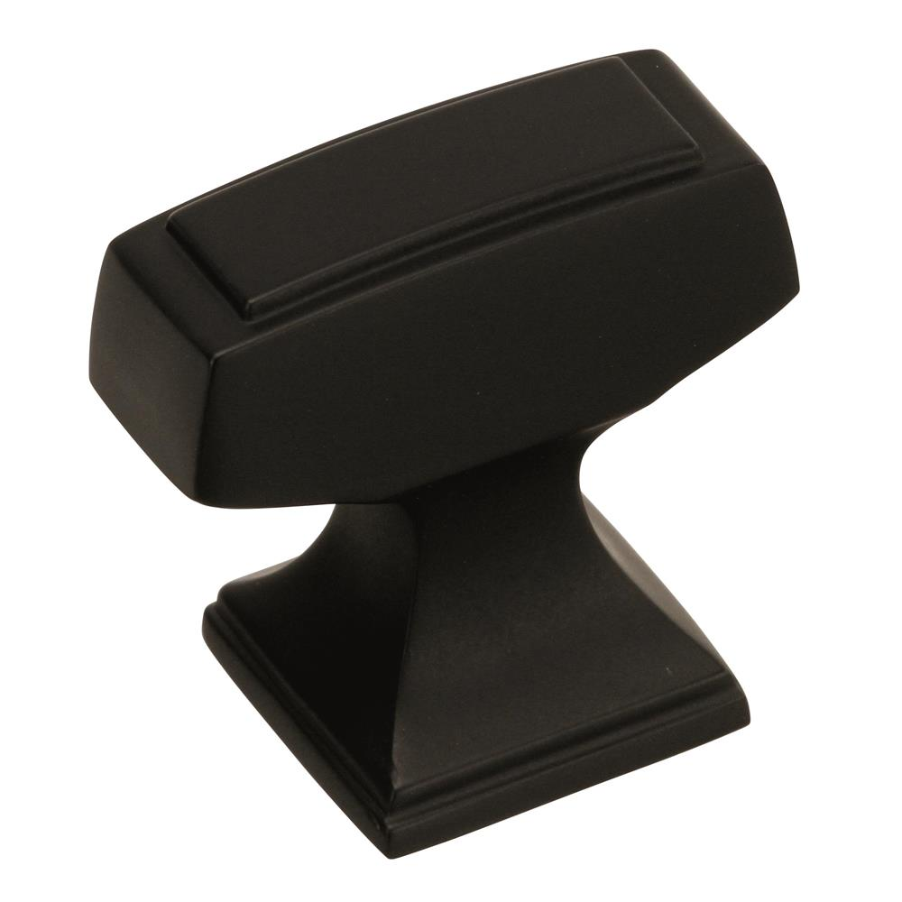 Best of Amerock BP53029BBR Mulholland 1-1/4 in (32 mm) Length Black Bronze Cabinet Knob