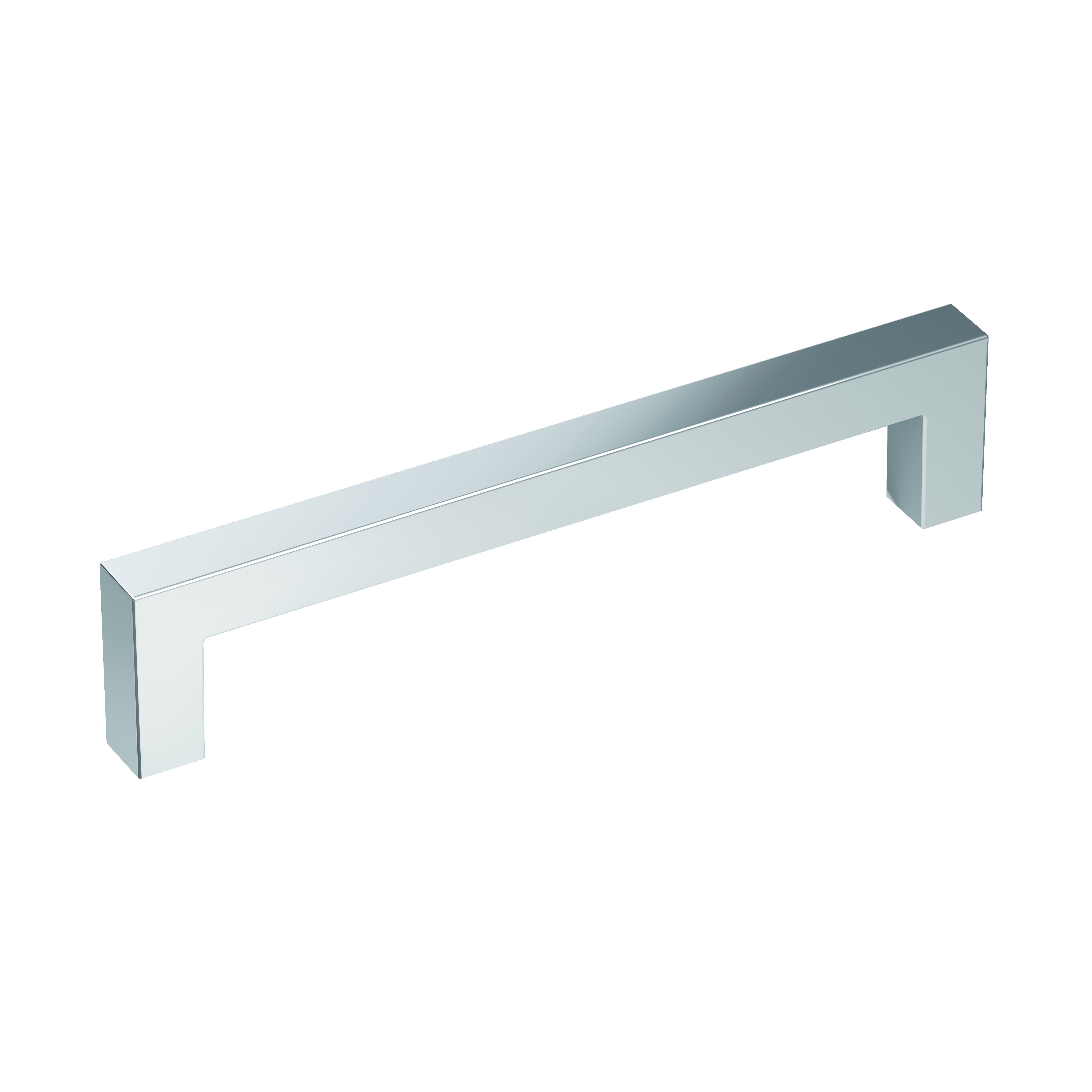 Amerock BP3657126 Monument 5-1/16 in (128 mm) Center-to-Center Polished Chrome Cabinet Pull