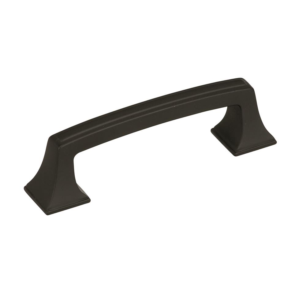 Best of Amerock BP53030BBR Mulholland 3 in (76 mm) Center-to-Center Black Bronze Cabinet Pull