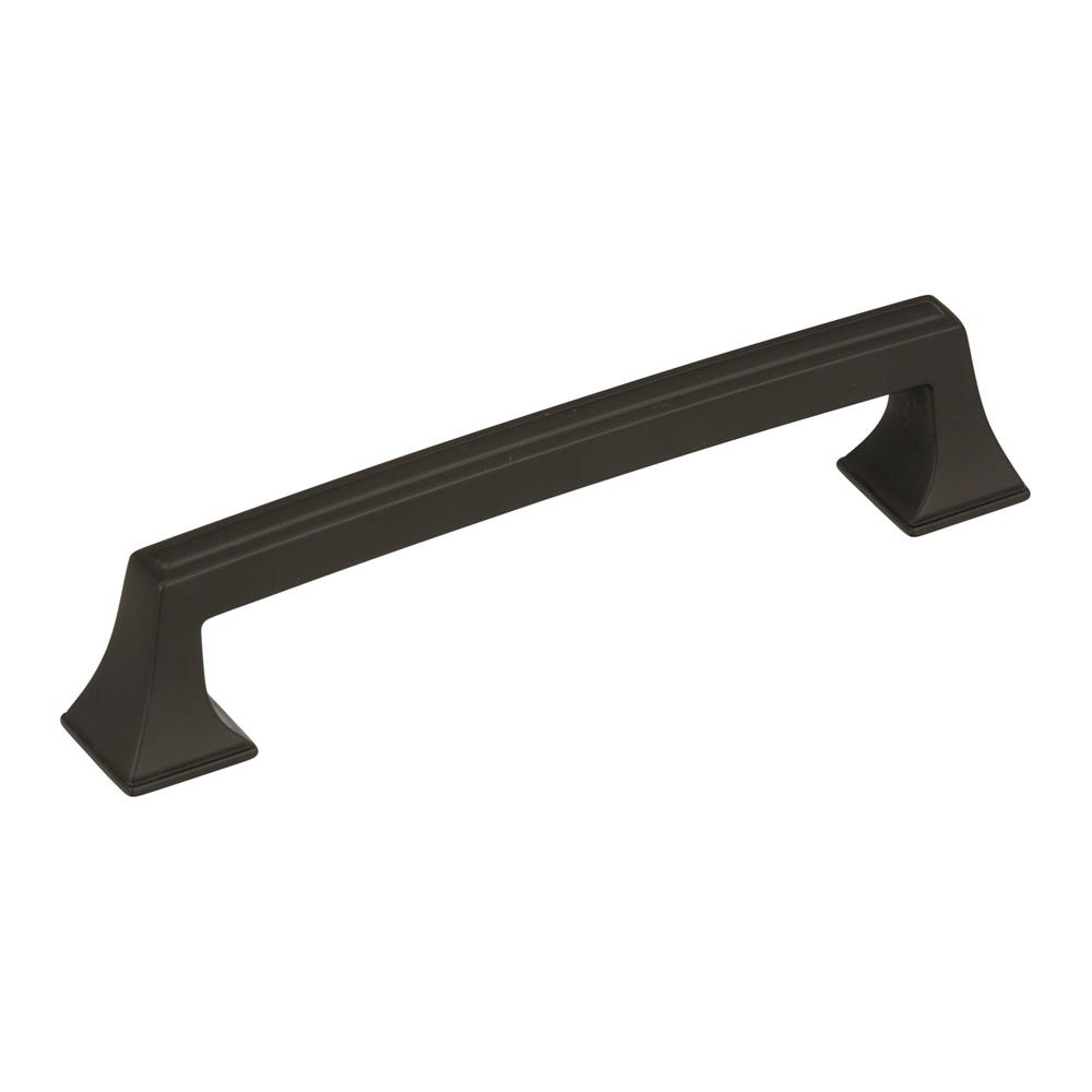 Best of Amerock BP53529BBR Mulholland 5-1/16 in (128 mm) Center-to-Center Black Bronze Cabinet Pull