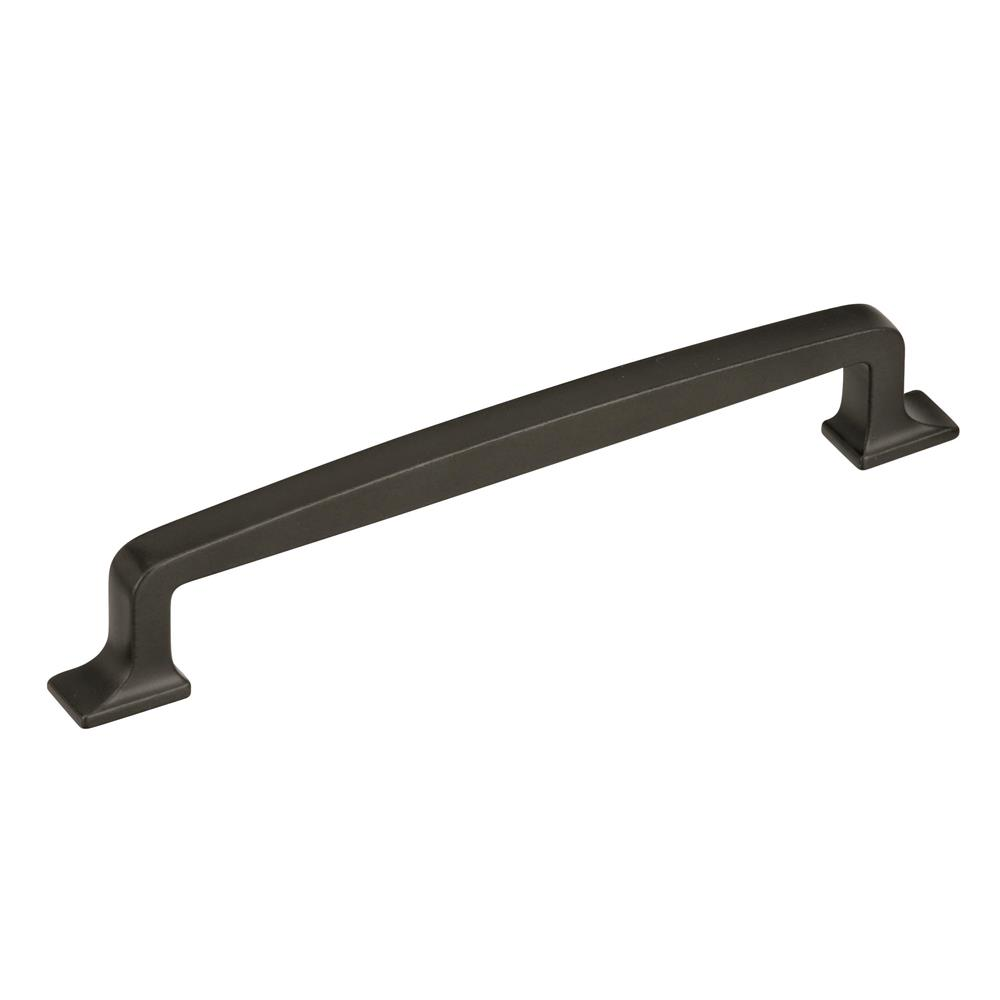 Best of Amerock BP53722BBR Westerly 6-5/16 in (160 mm) Center-to-Center Black Bronze Cabinet Pull