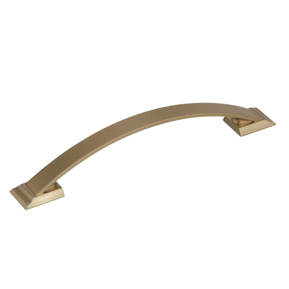 Best of Amerock BP29364BBZ Candler  6-5/16 in (160 mm) Center-to-Center Golden Champagne Cabinet Pull
