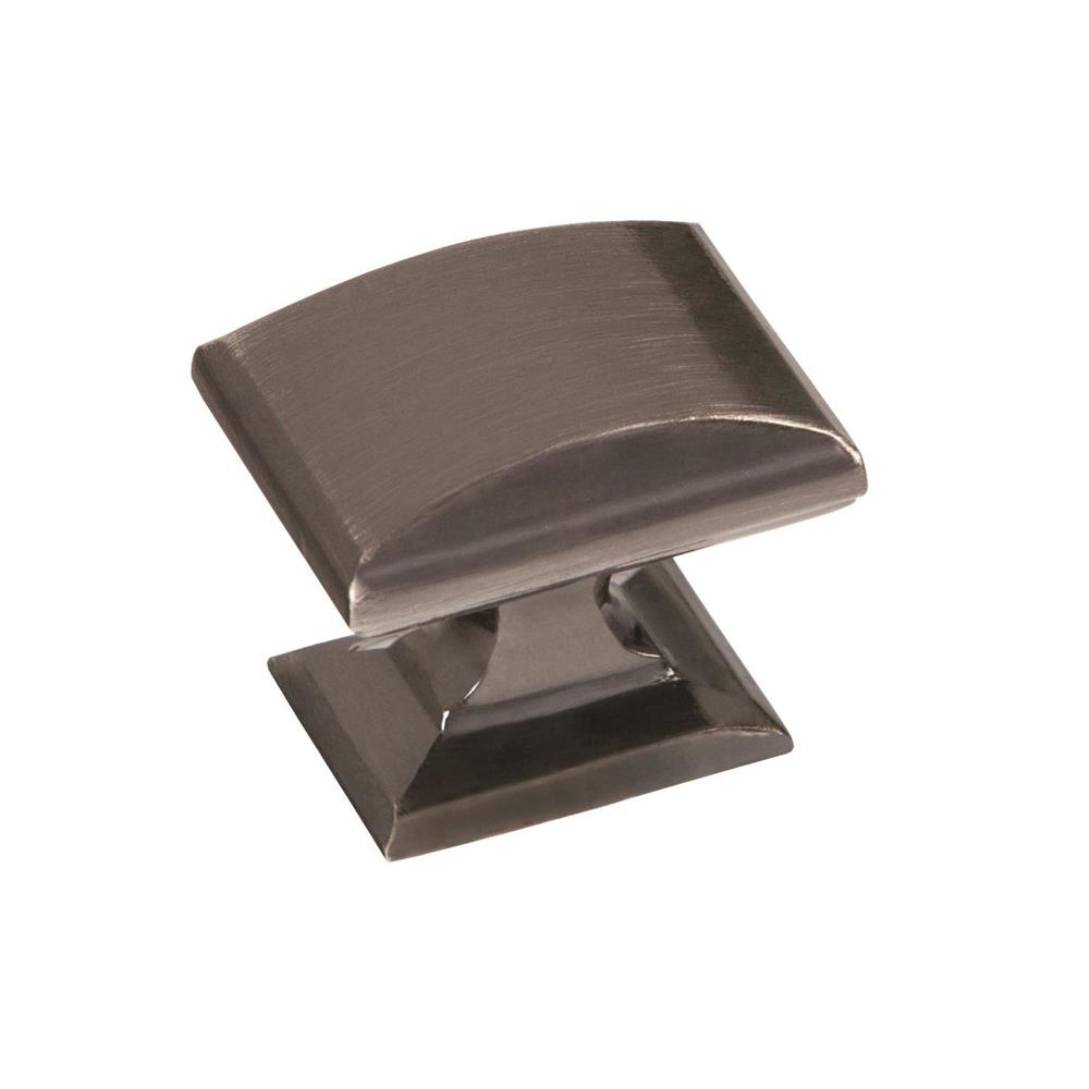 Amerock BP29340GM Candler Knob in Gunmetal