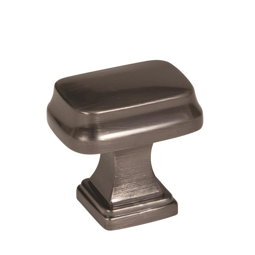 Amerock BP55340GM Revitalize Knob in Gunmetal