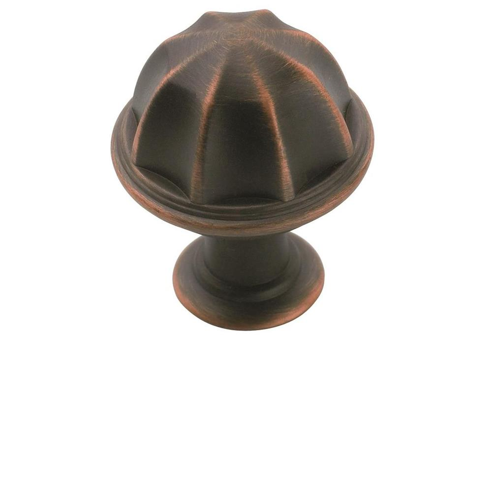 Amerock BP53035ORB Eydon 1 in (25 mm) DIA Cabinet Knob - Oil-Rubbed Bronze