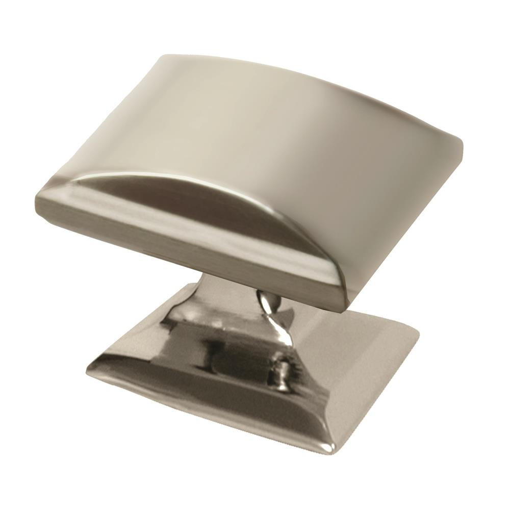 Amerock BP29340PN Candler Knob in Polished Nickel