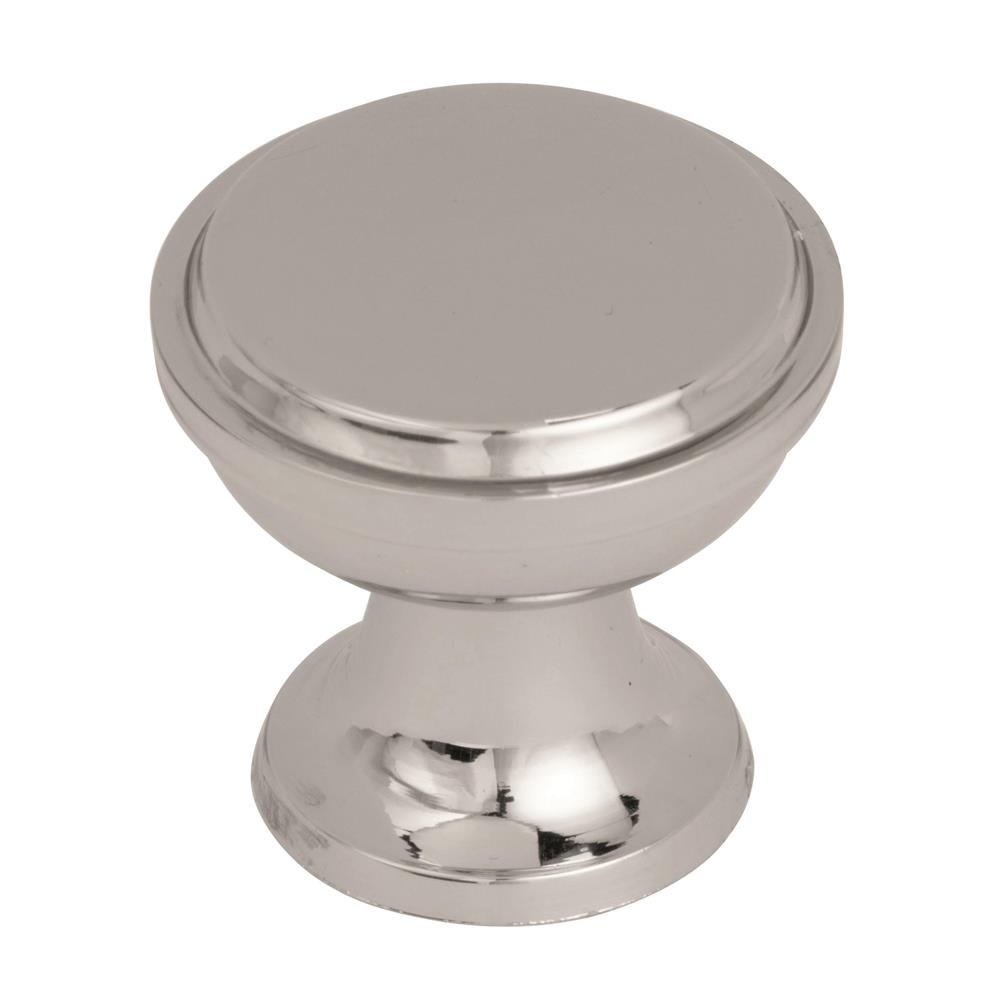 Best of Amerock BP53718PN Westerly 1-3/16 in (30 mm) Diameter Polished Nickel Cabinet Knob