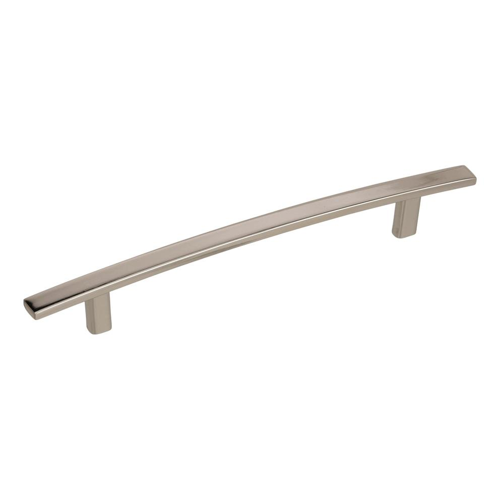 Best of Amerock BP26204PN Cyprus 6-5/16 in (160 mm) Center-to-Center Polished Nickel Cabinet Pull