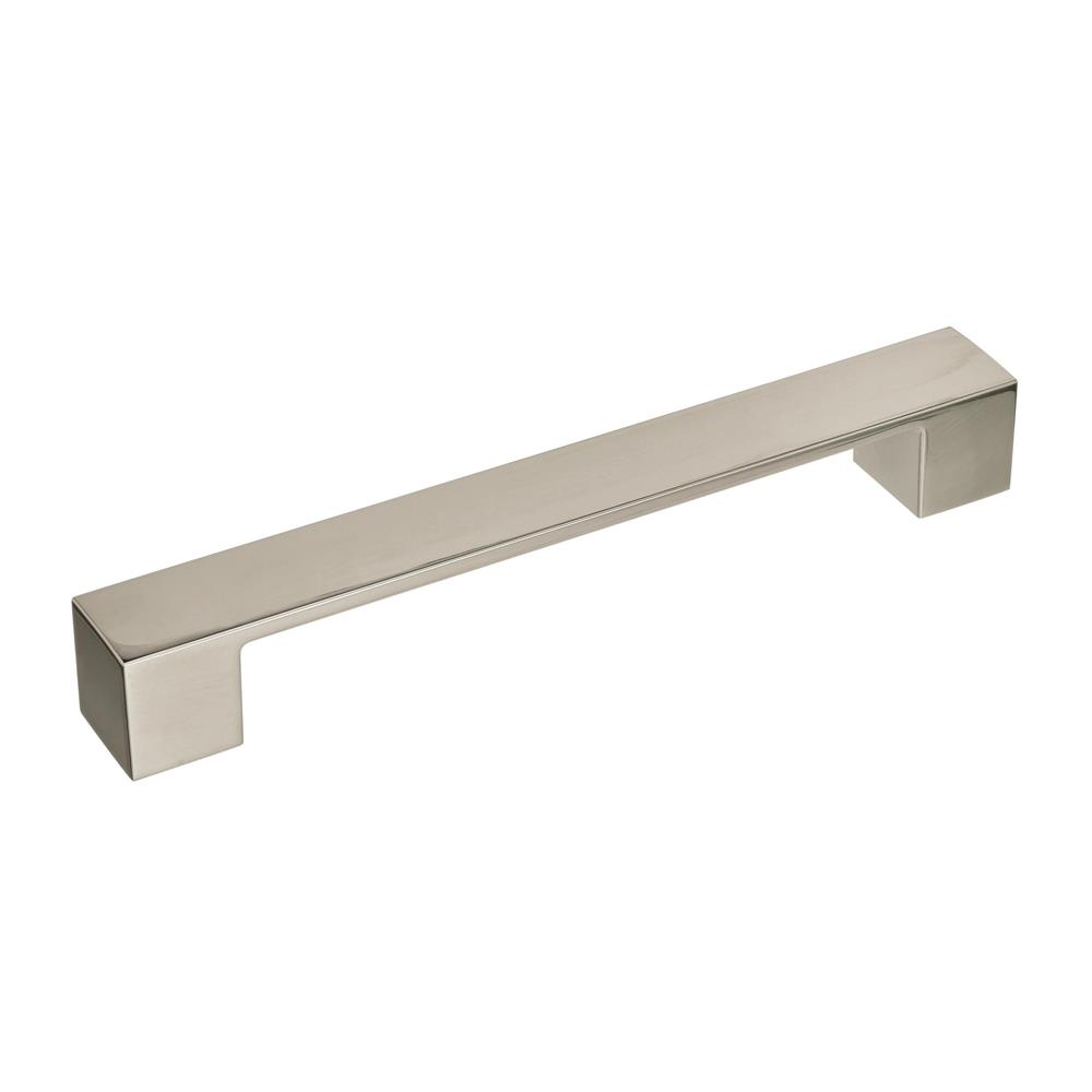 Amerock BP36569PN Monument Pull in Polished Nickel