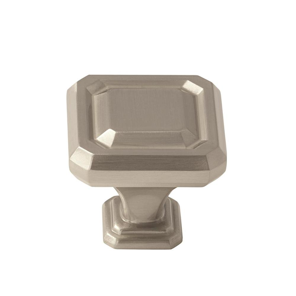 Amerock BP36546G10 Wells Knob in Satin Nickel