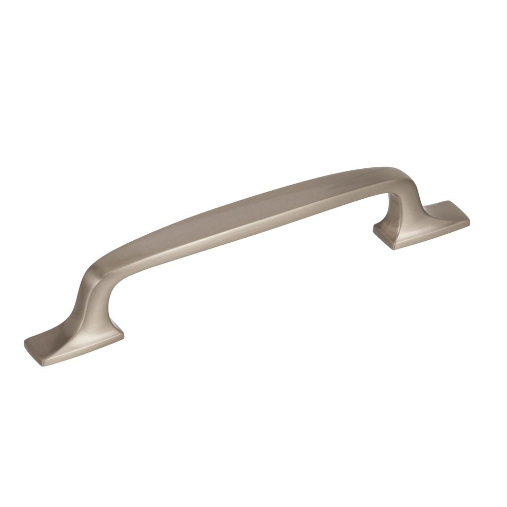 Best of Amerock BP55319G10 Highland Ridge 5-1/16 in (128 mm) Center-to-Center Satin Nickel Cabinet Pull