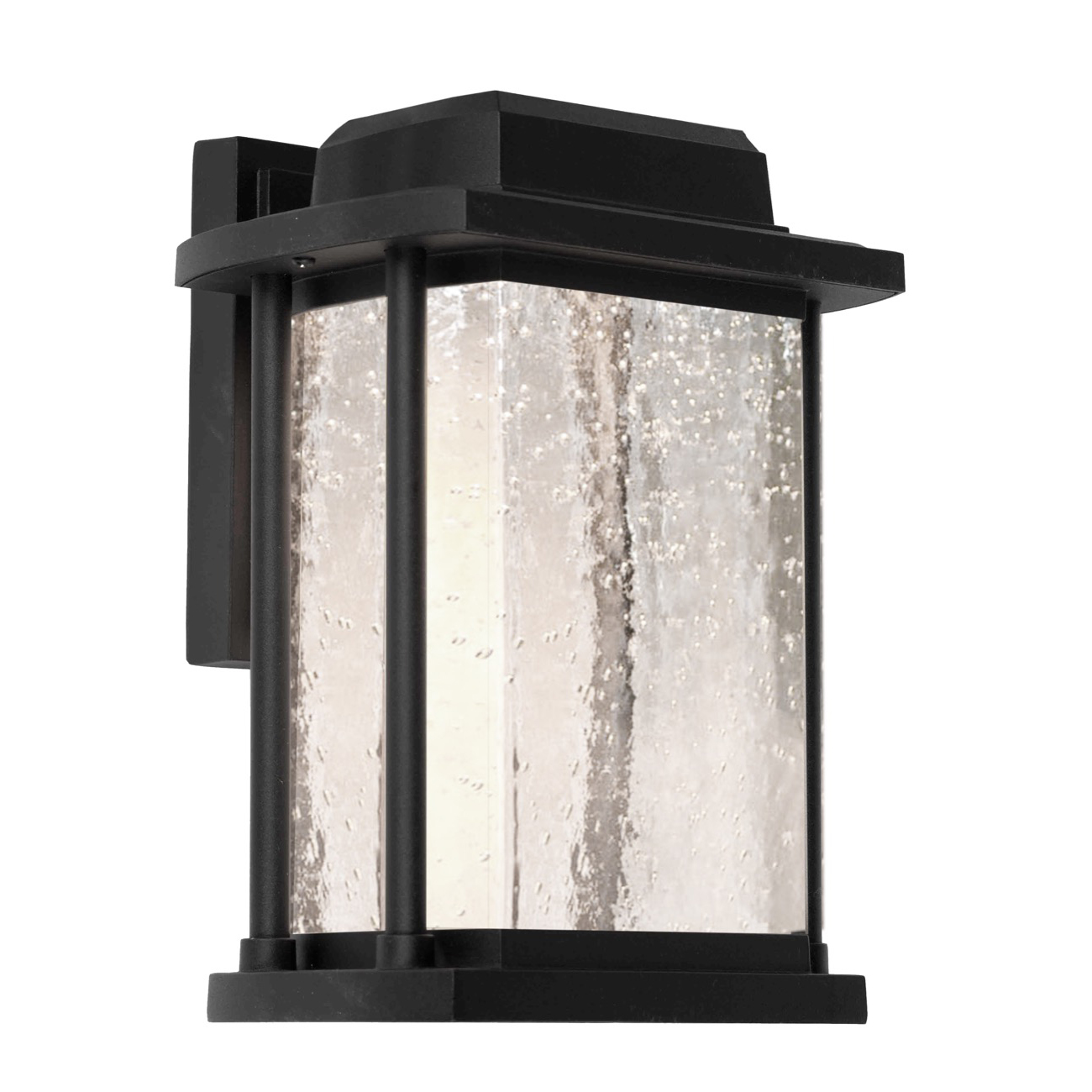 Artcraft Lighting AC9121BK Addison Outdoor Wall Bracket in Black