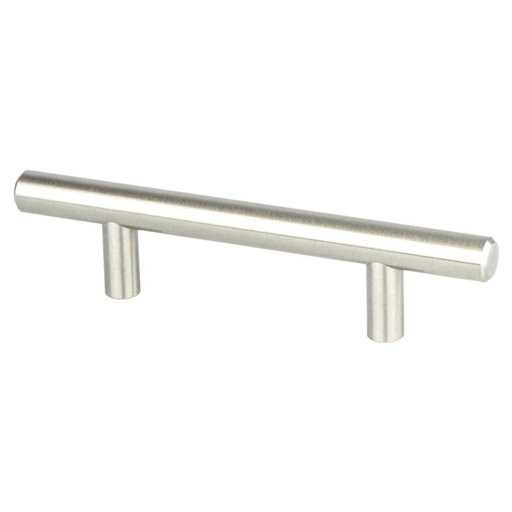 Berenson 0800-2BPN-P Tempo Classic Comfort 3in. Pull Brushed Nickel