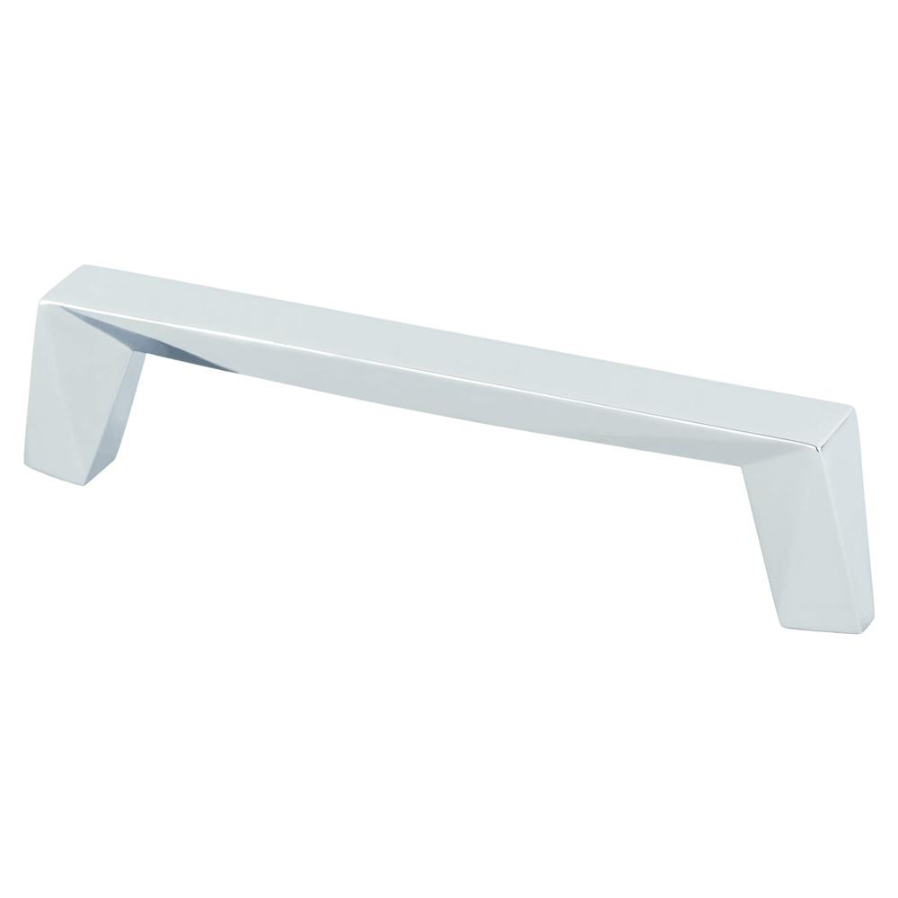 Berenson 2313-1026-P Swagger Uptown Appeal 128mm Pull Polished Chrome