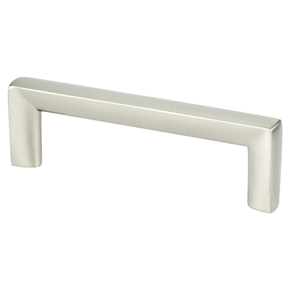 Berenson 4108-1BPN-P Metro Uptown Appeal 96mm Pull Brushed Nickel