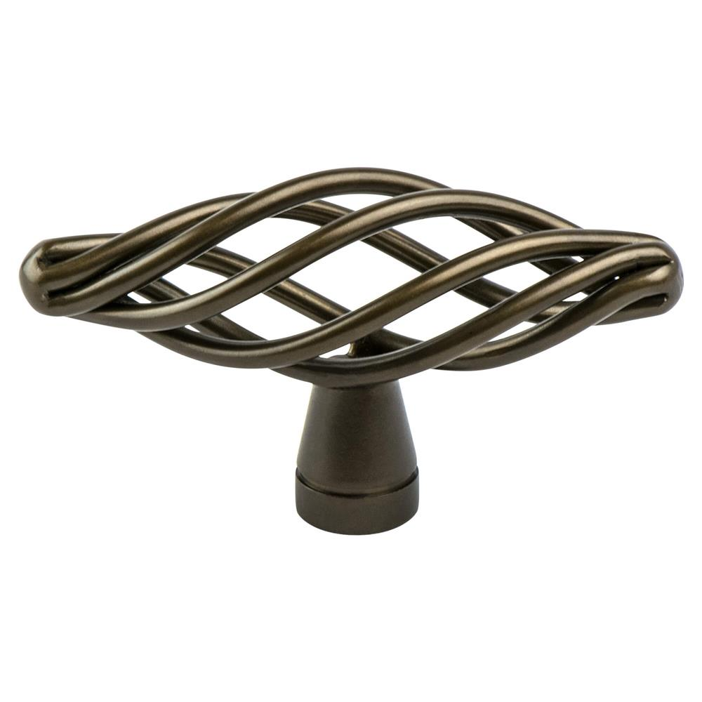 Berenson 7871-2ORB-P Adagio Mix and Match Small Knob Oil Rubbed Bronze