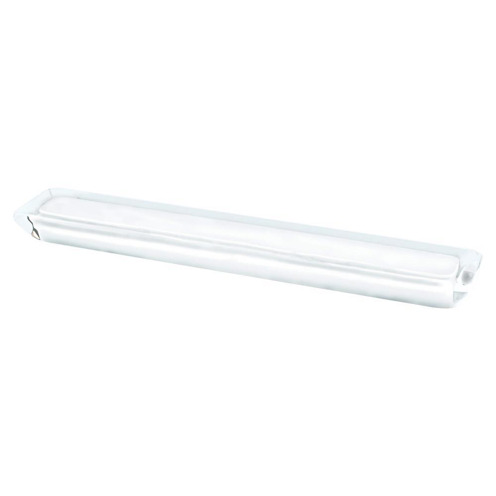 R. Christensen by Berenson Hardware 9761-7000-P Pull 160Mm White And Transparent