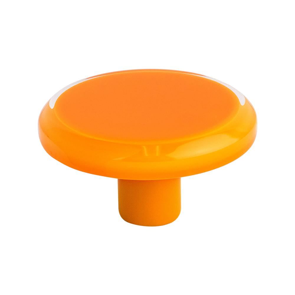 R. Christensen by Berenson Hardware 9785-7000-P Knob 50Mm Orange