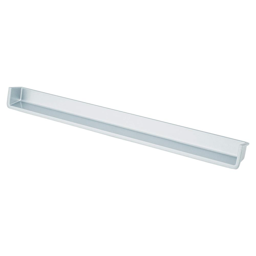 R. Christensen by Berenson Hardware 9797-10DC-B Recessed Pull Dull Chrome
