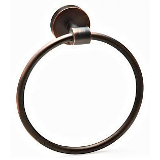 R. Christensen 6111-30VB-P TOWEL RING VERONA BRONZE