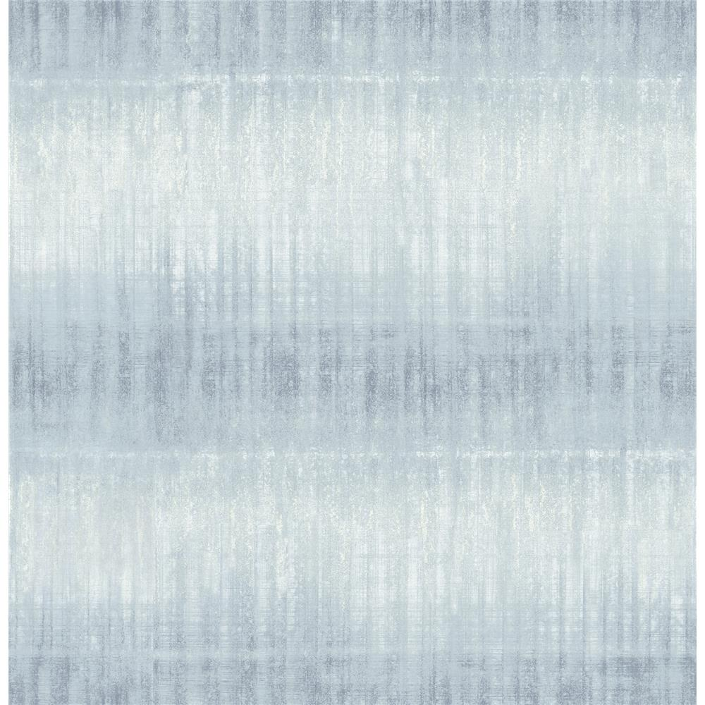 A-Street Prints by Brewster 2656-004045 Sanctuary Blueberry Texture Stripe