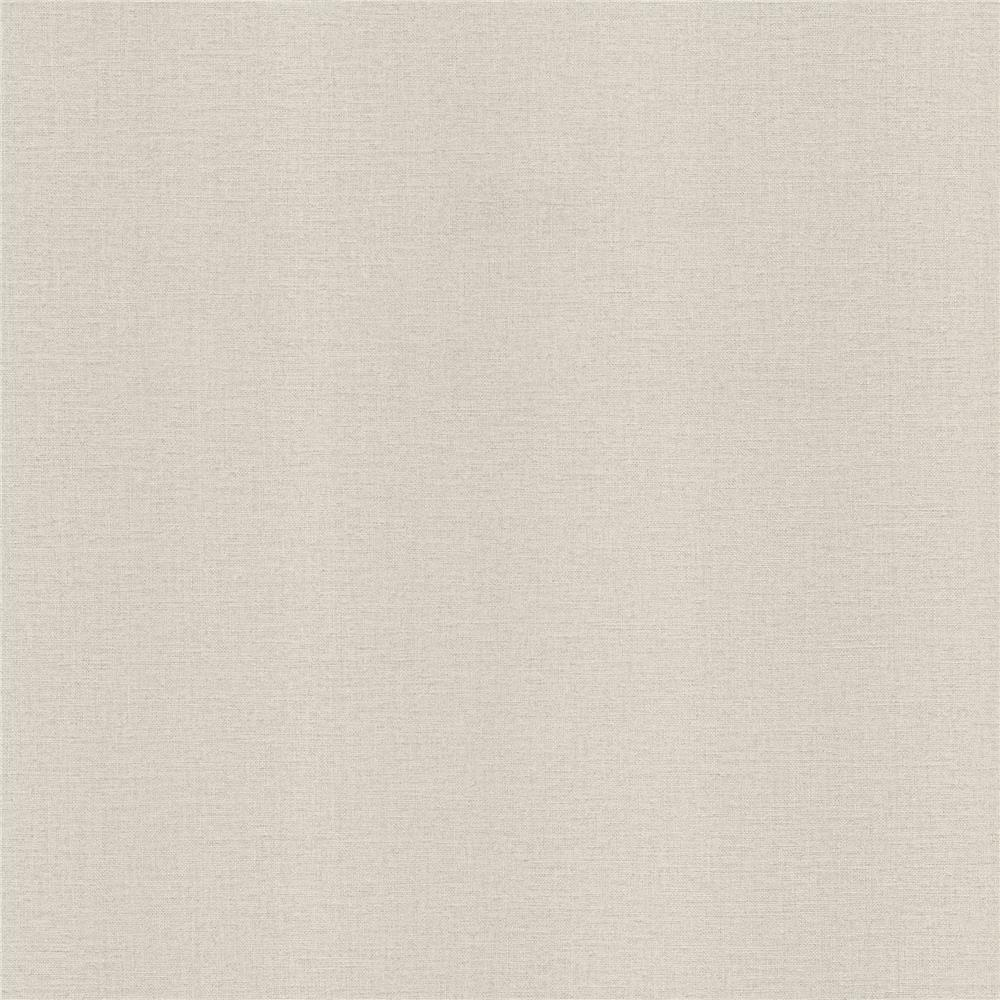 Advantage by Brewster 2773-448610 Neutral Black White River Light Grey Linen Texture Wallpaper