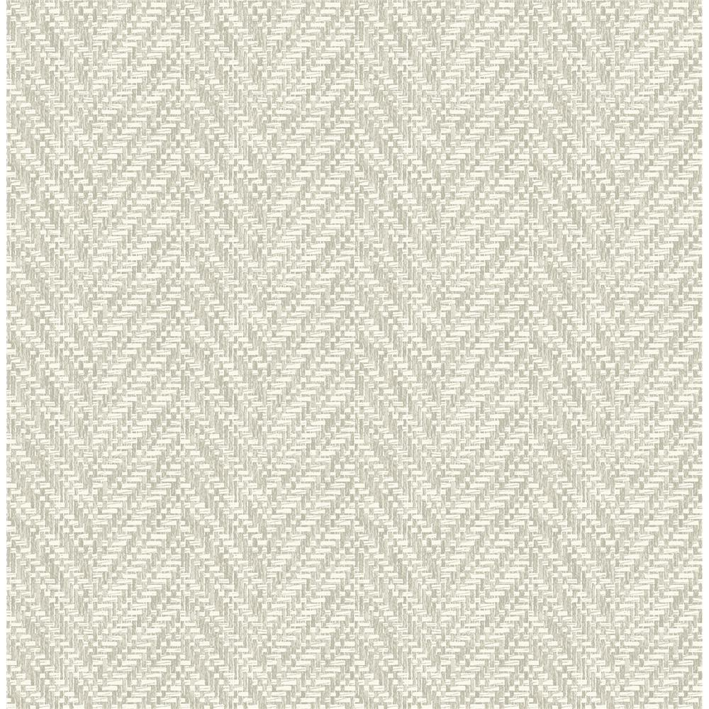 A-Street Prints by Brewster 2785-24817 Signature by Sarah Richardson 24 by Brewster 2785-24817 24 Linen Ziggity Wallpaper