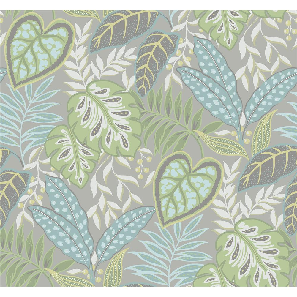 A-Street Prints by Brewster 2785-87421 Signature by Sarah Richardson 1 by Brewster 2785-87421 1 Meadow Jasmine Wallpaper