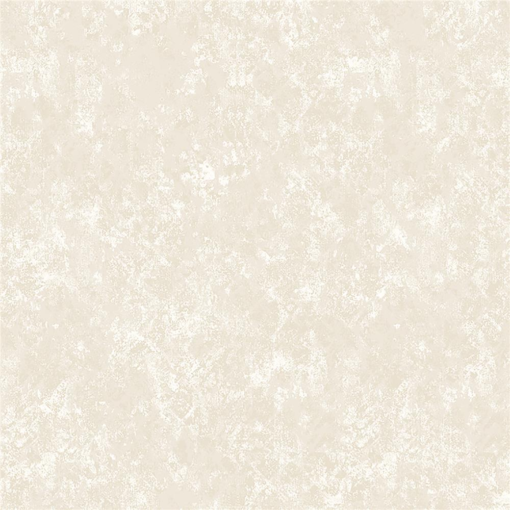 Advantage by Brewster 2809-XSS0301 Geo Ella Cream Texture Wallpaper