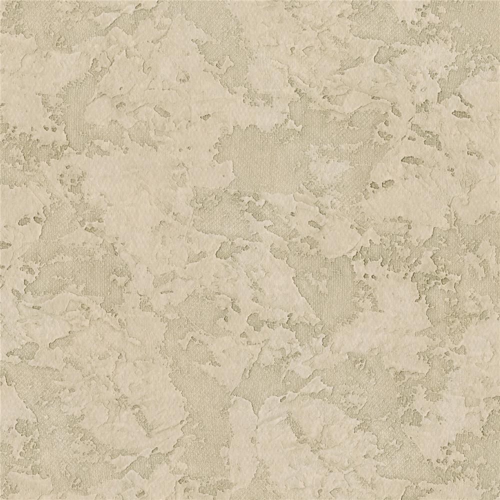 Warner Textures by Brewster 3097-26 Texture Khaki Stucco Sidewall Wallpaper