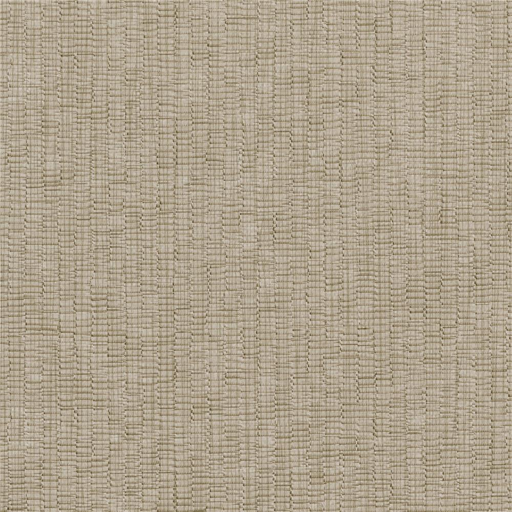 Warner Textures by Brewster 3097-59 Texture Cafe Raffia Sidewall Wallpaper
