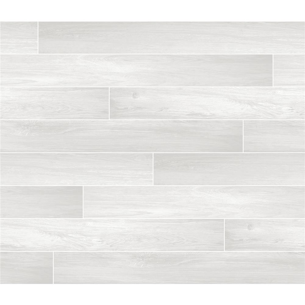 Brewster BHF3047 Timber Tile Peel & Stick Backsplash