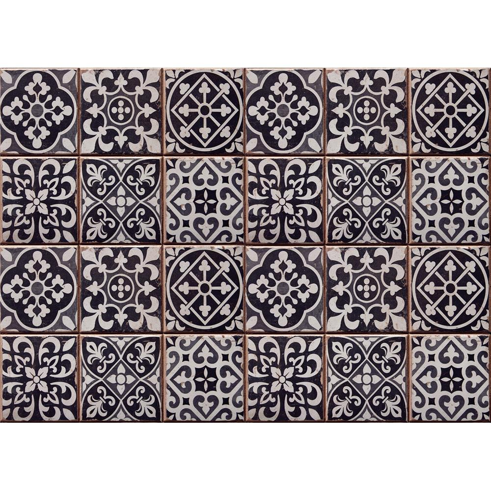 Home Decor Line by Brewster CR-67253 Tiles Azulejos Kitchen Panel