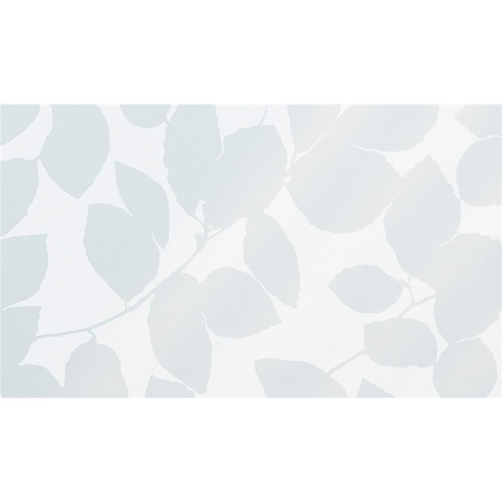 Fablon by Brewster FAB10339 Fablon Leaf Static Window Film