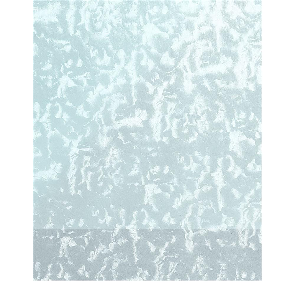 Fablon by Brewster FAB11404 Fablon Ice Flowers Window Film